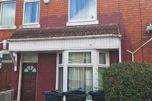 Thumbnail Terraced house for sale in Passey Road, Birmingham
