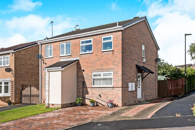 2 bed semi-detached house for sale in Inglewood Avenue, Sothall, Sheffield
