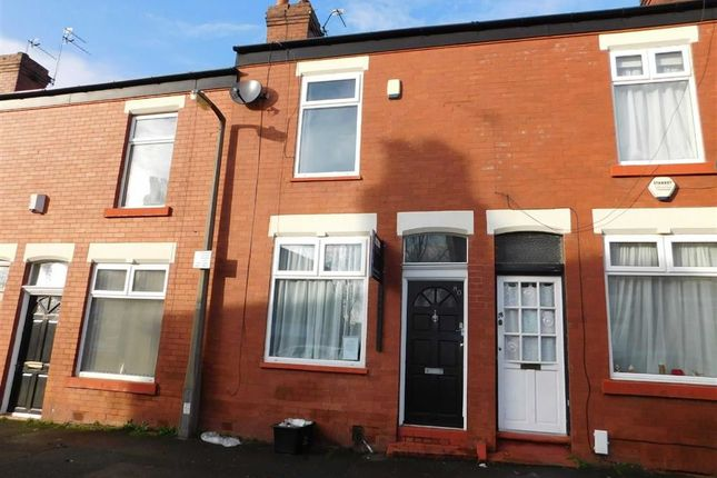 2 bed terraced house for sale in Shaw Road South, Shaw Heath, Stockport
