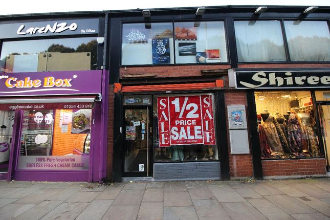 Thumbnail Retail premises to let in Queen Victoria Street, Blackburn
