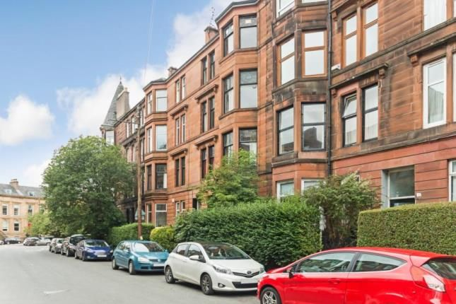 Thumbnail Flat for sale in Wilton Drive, North Kelvinside, Lanarkshire