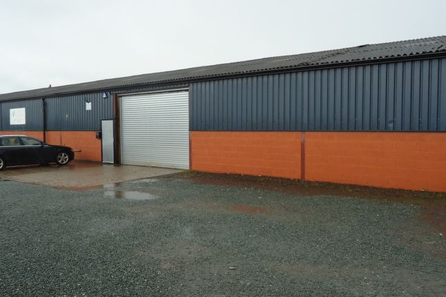 Thumbnail Industrial to let in Rodington, Shrewsbury