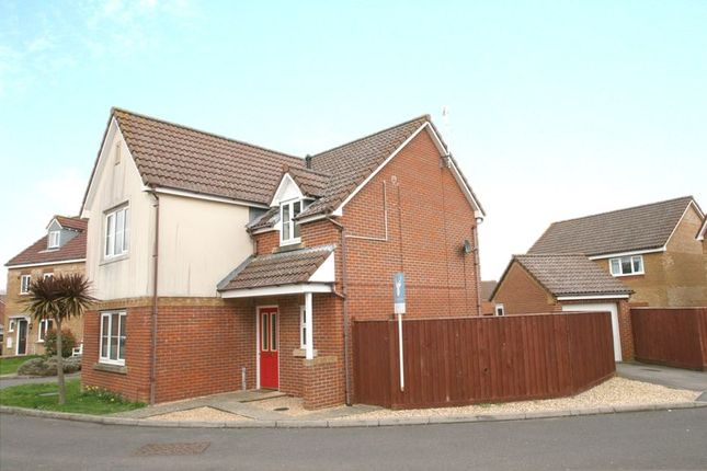 Thumbnail Detached house for sale in Admiral Way, Cowes, Isle Of Wight