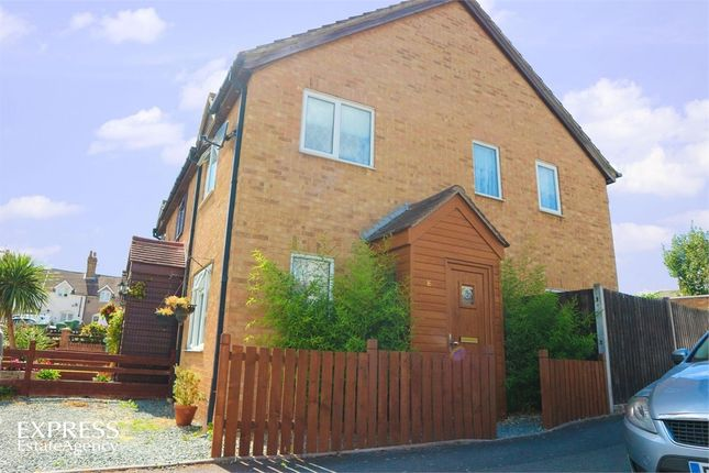 Thumbnail End terrace house for sale in Hoddesdon Road, Belvedere, Kent