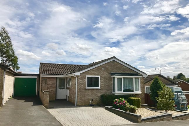 Thumbnail Detached bungalow for sale in Durham Close, Grantham