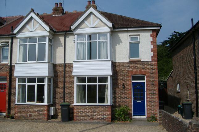Thumbnail Semi-detached house to rent in Bath Road, Emsworth