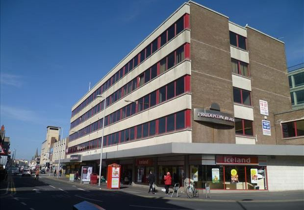 Office to let in Prudential House, Topping Street, Blackpool