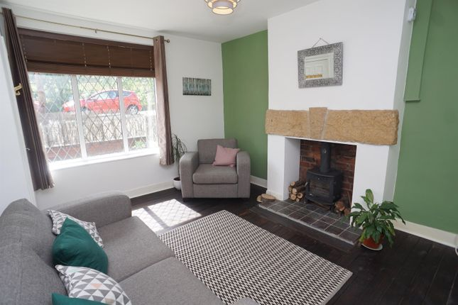 Living Room of Myrtle Road, Sheffield S2