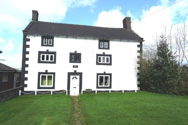 Thumbnail Detached house for sale in High Lane, Brown Edge Stoke On Trent, Staffordshire