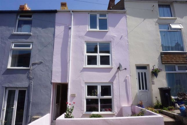 Thumbnail Terraced house for sale in Albert Terrace, Portland, Dorset