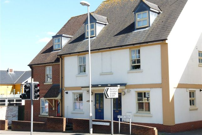 Thumbnail Terraced house to rent in Rivers Arms Close, Sturminster Newton, Dorset