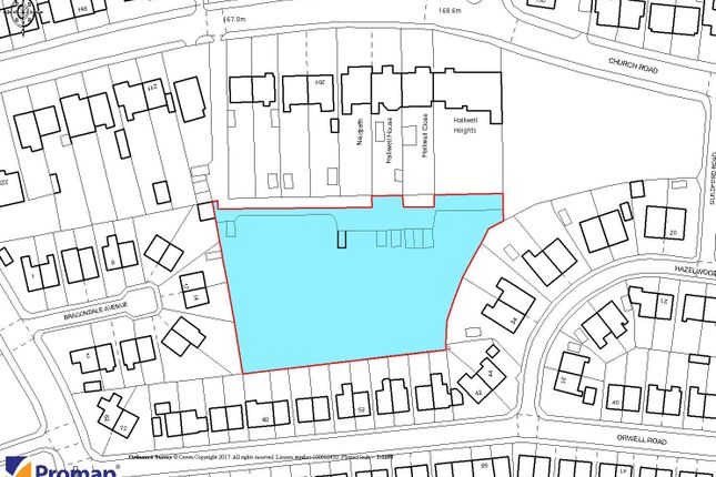 Land for sale in Church Road, Bolton