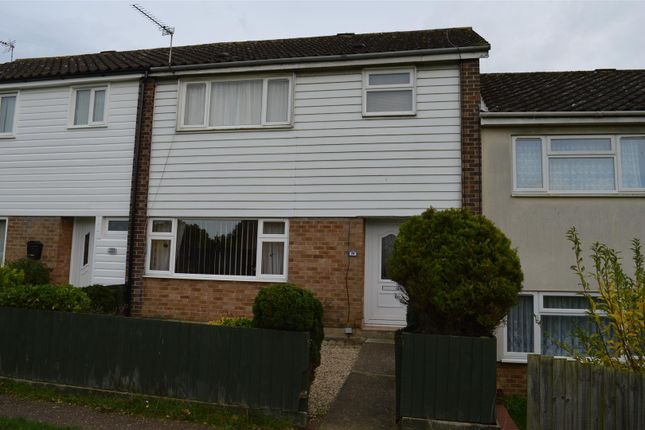 Thumbnail Terraced house for sale in Woodside, King's Lynn