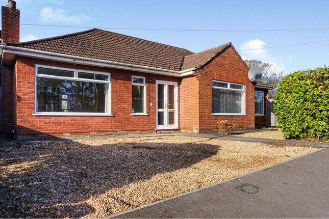 Thumbnail Detached bungalow for sale in Birchwood Road, St Anne's