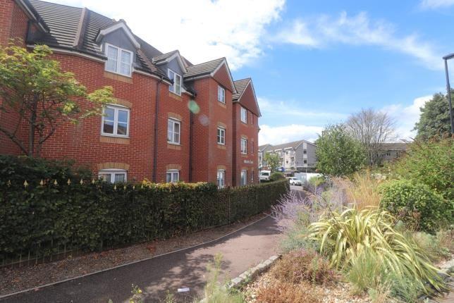 Front of Hillcroft Court, Chaldon Road, Caterham, Surrey CR3
