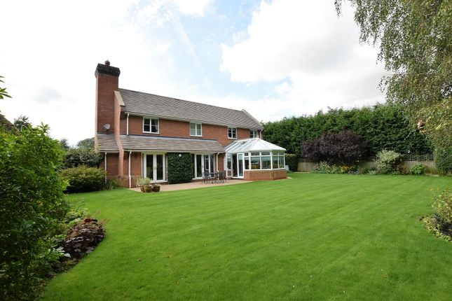 Thumbnail Detached house for sale in Saxons Lea, Pickwell, Melton Mowbray