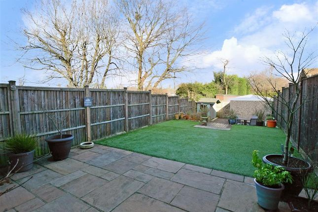 Rear Garden of Sandy Vale, Haywards Heath, West Sussex RH16