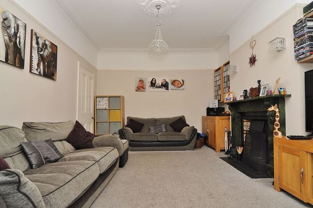 Living Room of Edith Avenue, Plymouth PL4