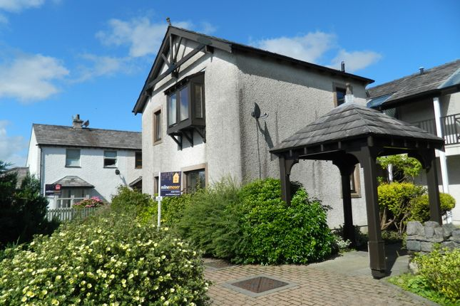 Thumbnail Flat to rent in Chestnut Close, Holme, Carnforth