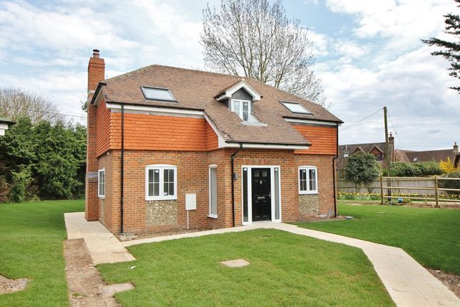 Thumbnail Detached house for sale in Stockbridge Road, Timsbury, Romsey