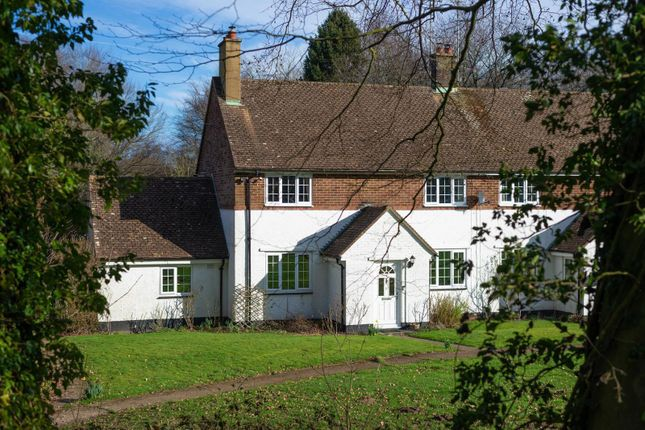 Semi-detached house for sale in Forest Cottages, Buck Street, Challock, Ashford