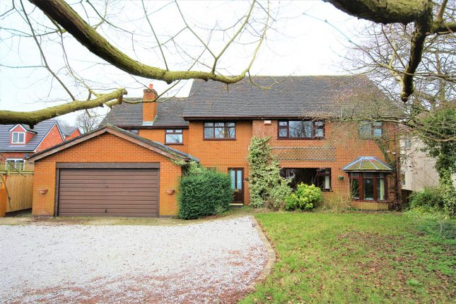 Thumbnail Detached house for sale in Marsh Lane, Nantwich