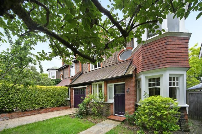 Thumbnail Property to rent in Umbria Street, Putney, London