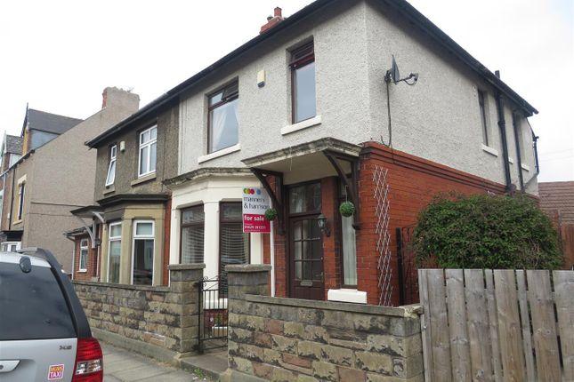 Thumbnail Property to rent in Coleridge Avenue, Hartlepool