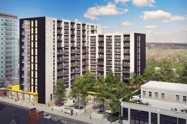 Thumbnail Studio for sale in Horizon Building, 51-69 Ilford Hill, London