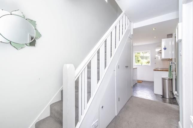 Entrance Hall of Anstey Lane, Leicester LE4