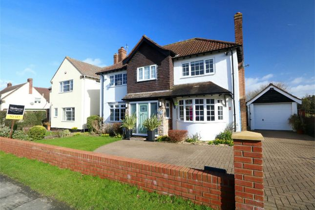 Thumbnail Detached house to rent in Florence Park, Almondsbury, Bristol