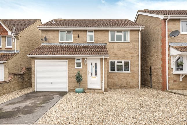 Thumbnail Detached house for sale in Limbury, Martock, Somerset