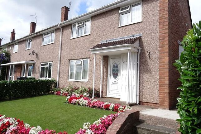 Thumbnail End terrace house for sale in Redhills, Exeter, Devon