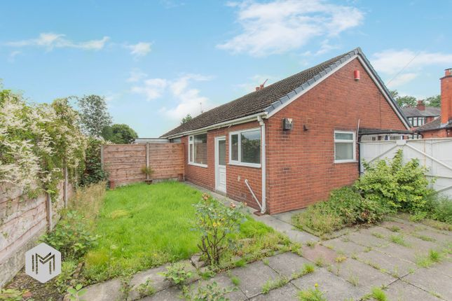 Thumbnail Semi-detached bungalow for sale in Norfolk Drive, Farnworth, Bolton