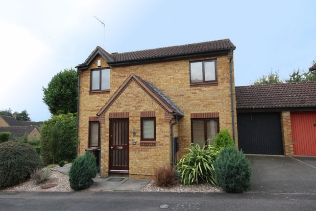 Thumbnail Detached house for sale in Barn Owl Close, East Hunsbury, Northampton