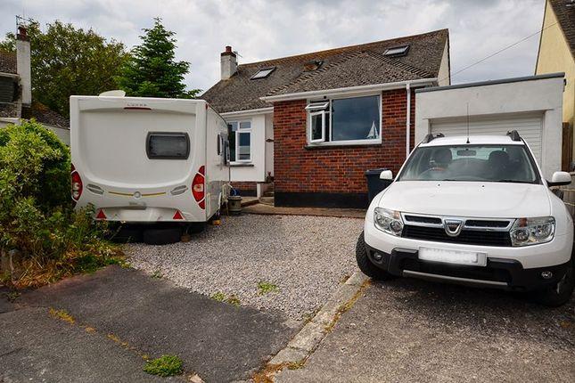 Detached bungalow for sale in Cross Park, Brixham