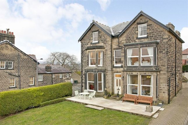 Thumbnail Detached house for sale in Whitton Lodge, Wells Road, Ilkley, West Yorkshire