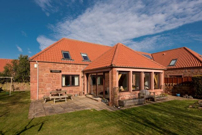 Thumbnail Semi-detached house for sale in The Hay Barn, 6 The Courtyard, Easter Broomhouse, Dunbar