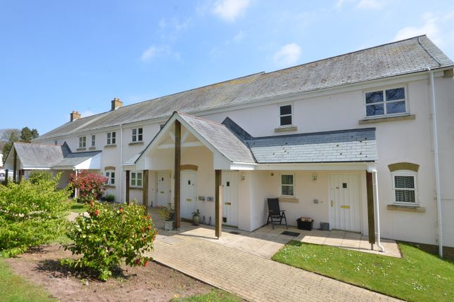 Thumbnail Flat for sale in 41 Greeb House, Roseland Parc, Tregony, Cornwall