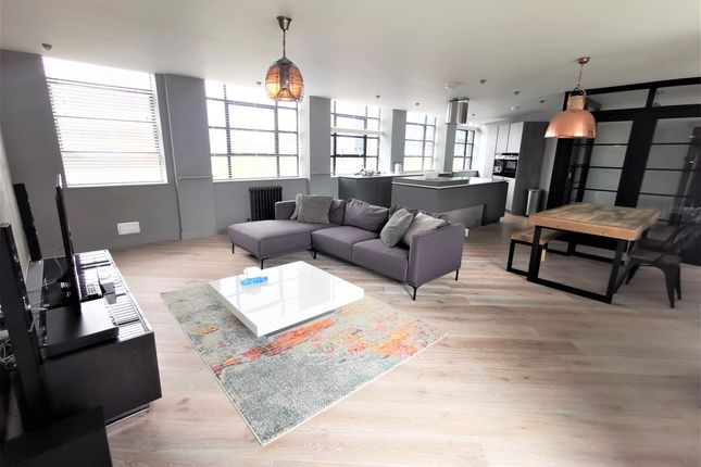 Thumbnail Flat to rent in Livery Street, Hockley, Birmingham