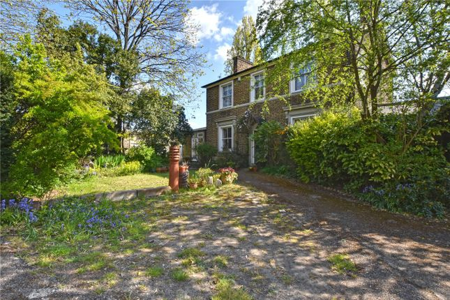 Thumbnail Detached house for sale in Ladywell Road, Ladywell, London