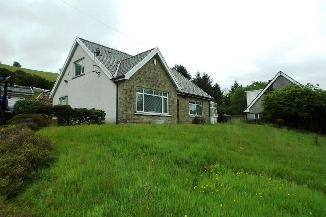 Thumbnail Detached bungalow for sale in Ifor Terrace, Blackmill, Bridgend