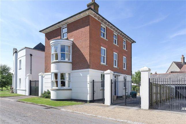 Thumbnail Detached house for sale in Holmead Walk, Poundbury, Dorchester, Dorset