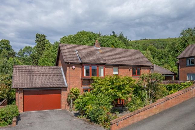 Thumbnail Detached house for sale in Broadwood Park, Colwall, Malvern, Herefordshire