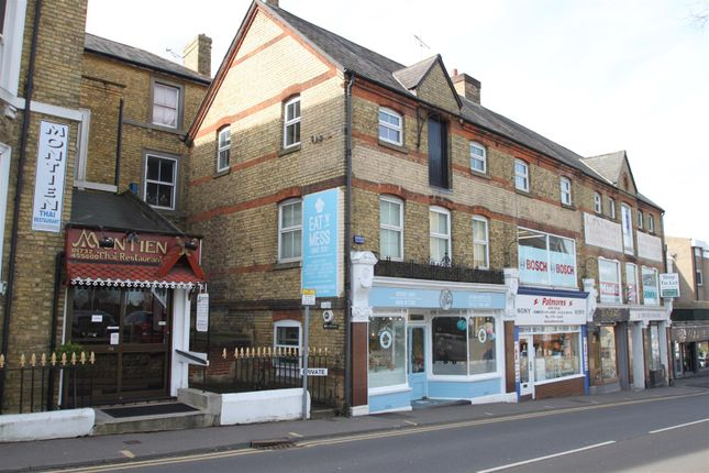 Thumbnail Maisonette to rent in Victoria Road, Sevenoaks