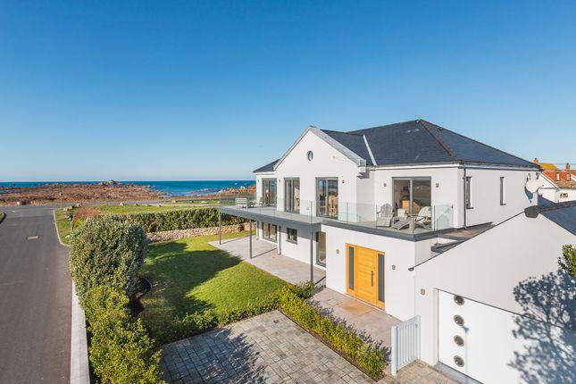 Thumbnail Detached house for sale in La Route De La Mare De Carteret, Castel, Guernsey