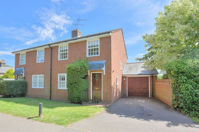 Thumbnail Property to rent in Hay Lane, Harpenden