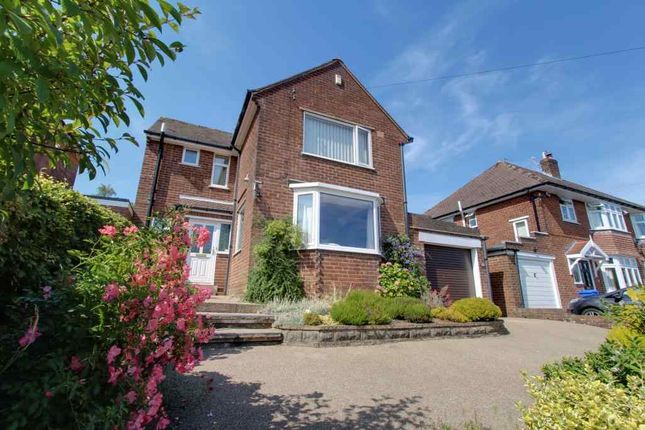 Thumbnail Detached house for sale in King Ecgbert Road, Totley Rise, Sheffield