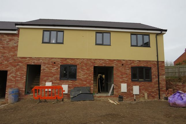 Thumbnail Terraced house for sale in Wharfdale Way, Bridgend, Stonehouse