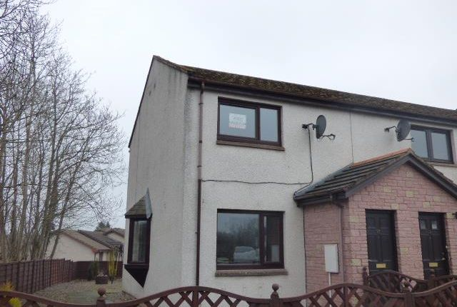 Thumbnail End terrace house to rent in 17 Tweedmill Brae, Forfar, Angus